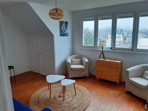 Loue meublé de 43m² Vannes centre/ ouest (dispo le 1er septembre 2021)