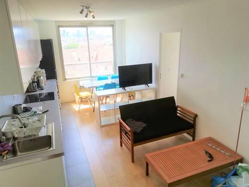 Propose chambre meublée dans colocation - 5filles - Asnières-sur-Seine (92)
