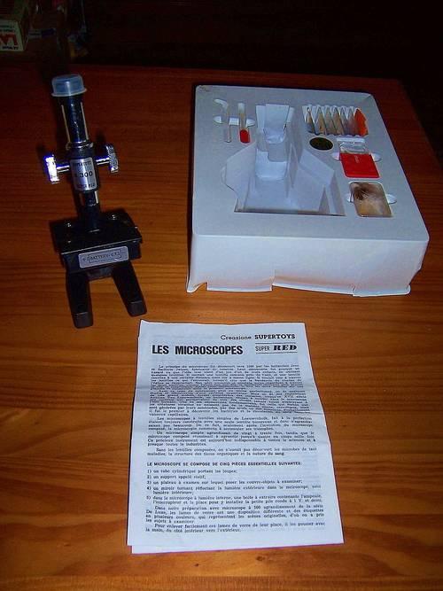 Microscope monoculaire