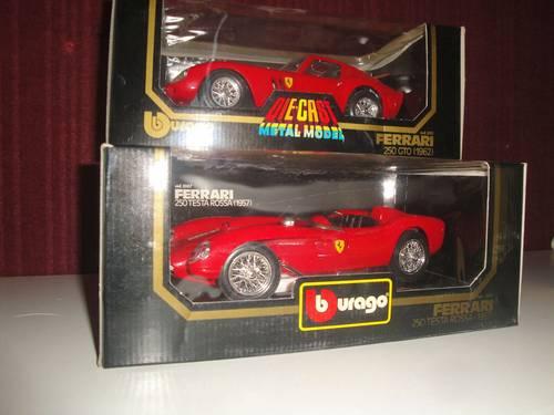 Miniatures autos