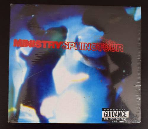 CD Ministry Sphinctour 1996
