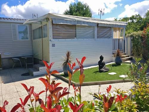 Loue Mobil Home Grand Confort (Bassin d'Arcachon) 6couchages