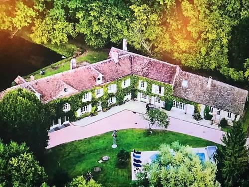 Loue Moulin en Picardie 700m² - 16couchages - Piscine chauffée - Lachapelle-aux-Pots (60)
