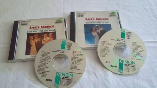 2CD de musique pour danser, let's dance