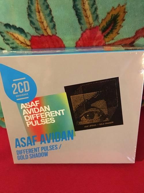 2CD neufs Asaf AVIDAN