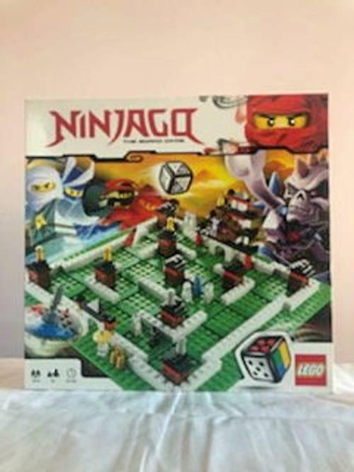 Jeu Ninjago Lego 3856