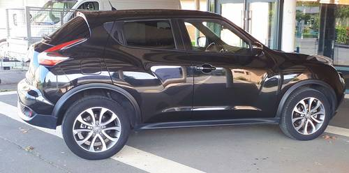 Nissan JUKE 1.2E DIG-T 115CH Connect Edition 58200kms - 2015