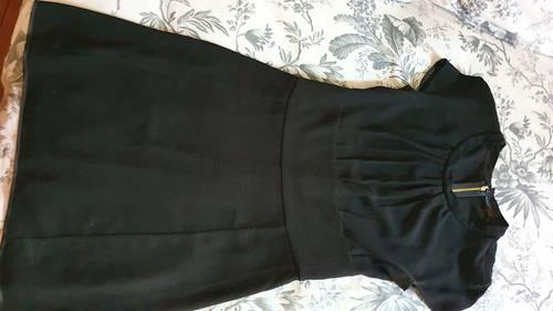 Robe noire maje taille 2ou 38