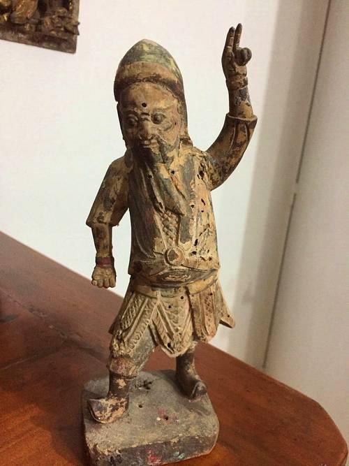Objet décoration chinois ancien