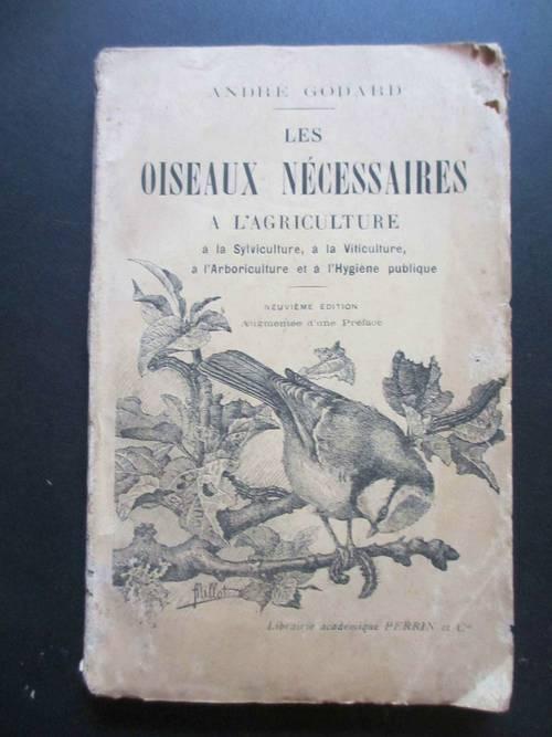 """""""Les oiseaux nécessaires à l'agriculture"""""""