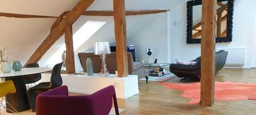 Vends appartement loft avec beaucoup de charme - 100m², Orléans (45)