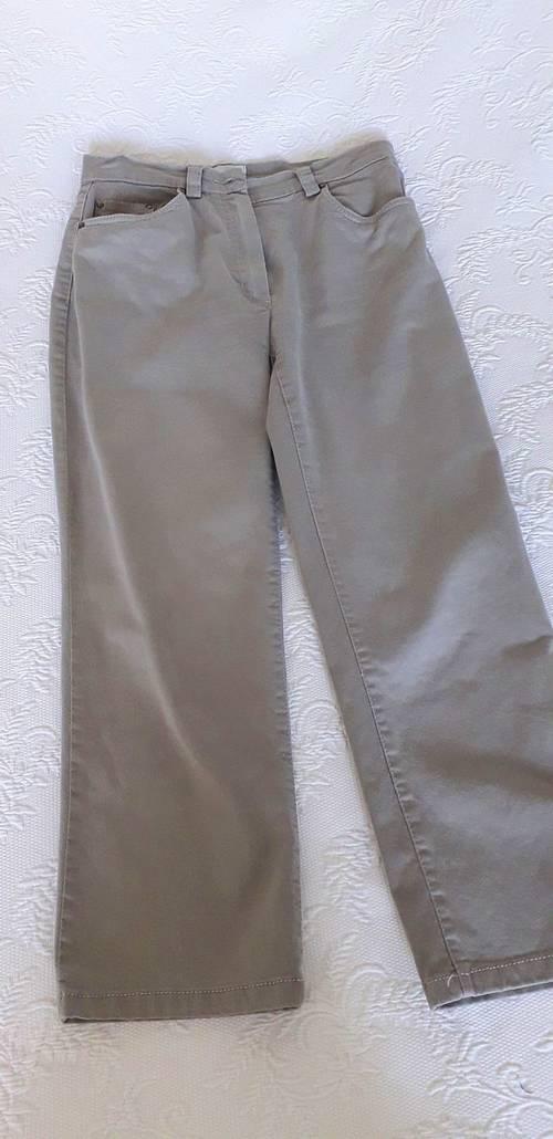 Pantalon beige Antonelle T36
