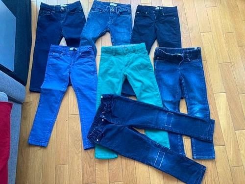 Pantalons neufs et d'occasion taille 5ans