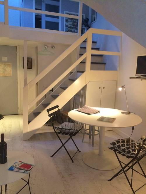 Loue appartement 40m² en duplex 4couchages - Paris 7ème
