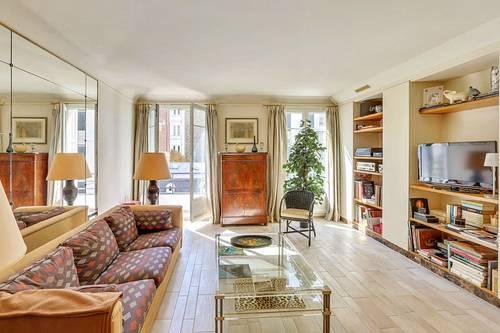 Vends appartement 72m² traversant - 1chambre - Paris 16ème- Faisanderie / Dufrenoy