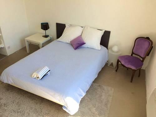 Loue appartement meublé lumineux T3- 57m² - Toulouse