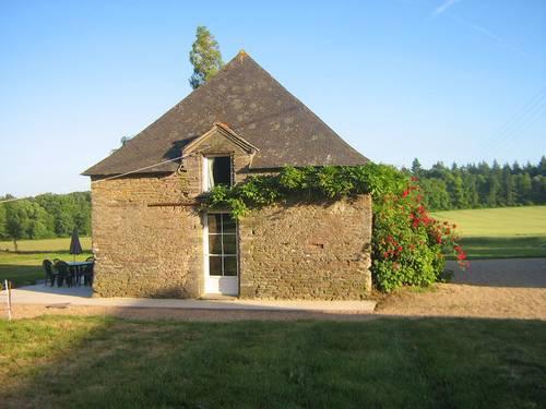 Loue gîte Pavillon 17ème siècle, Bretagne sud 110m², 6couchages, Missiriac (56)