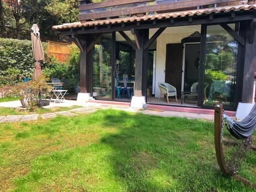 Loue appartement jardin charme 3* véranda soleil, 6couchages maxi - La Teste-de-Buch (33)
