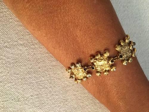 Petit bracelet doré