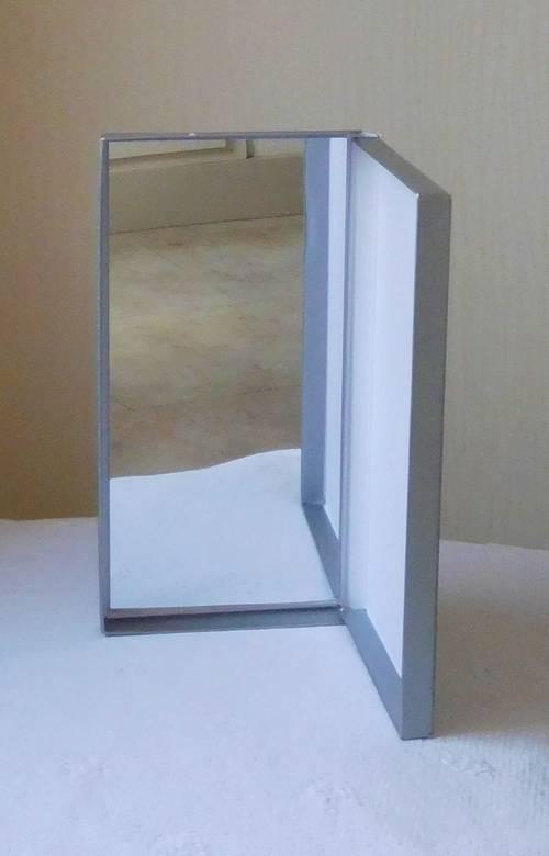 Petit miroir rectangulaire