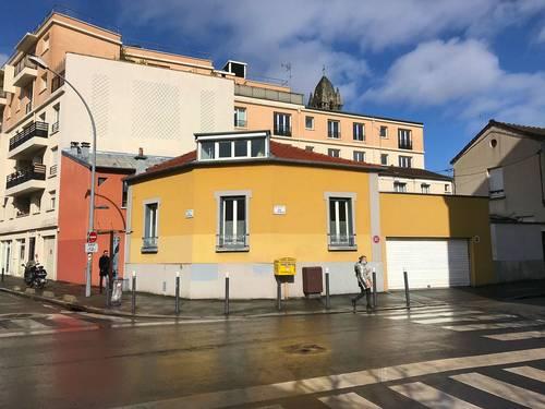 Loue maison de ville Bas-Montreuil proche Vincennes - 55m² (93)