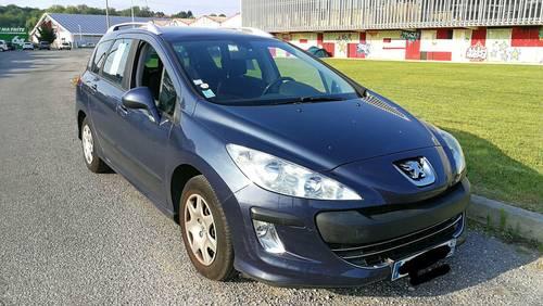 Peugeot 308sw Break - 2009, 157400km