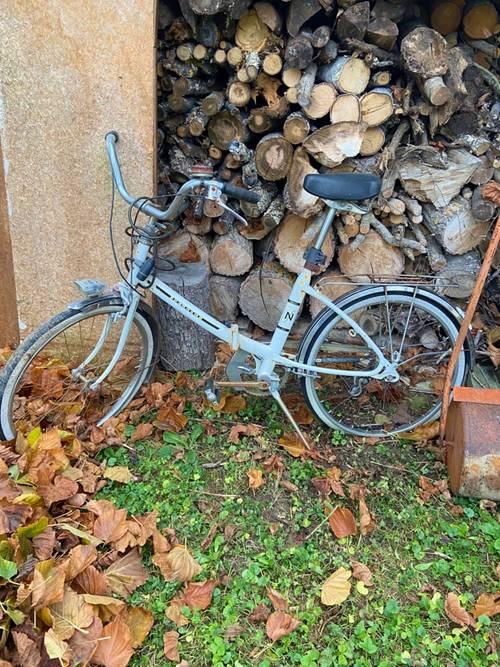 Peugeot pliable vintage