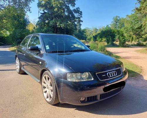 Audi S3phase 1- 2001, 218000km