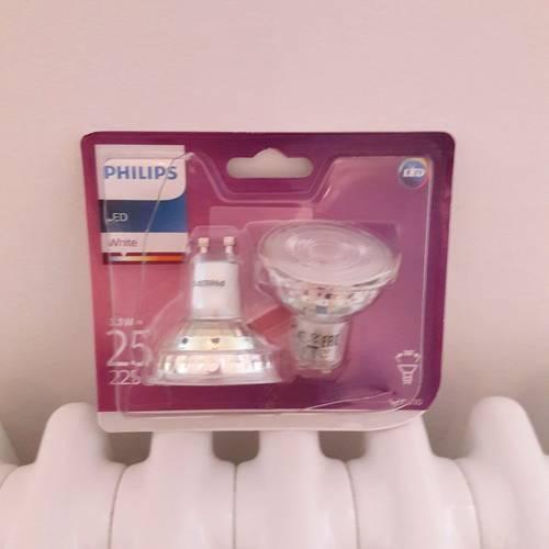 LED Philips white 225lumen