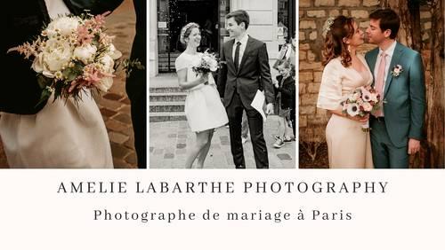 Propose services de photographe pour votre mariage à Paris ou en région parisienne