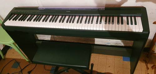 Piano numérique YAMAHA P85