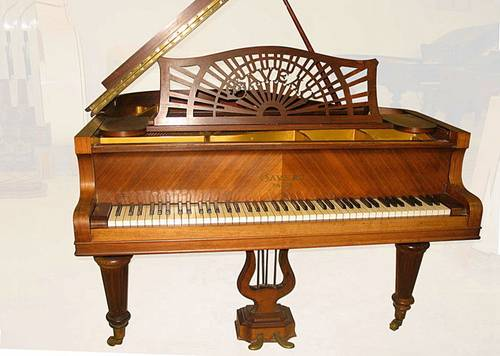 PIANO - Petit 1/4de Queue - GAVEAU Palissandre