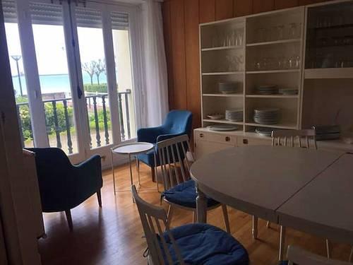 Loue appartement, 3chambres, 6couchages, vue sur mer à St Jean de Luz (64)