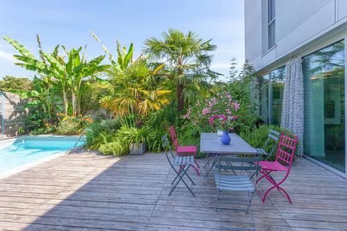 Vends 6Pièces, maison 150m² avec piscine, Bordeaux (33)