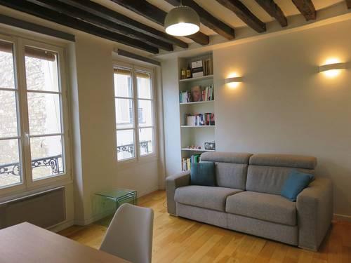 Loue un 2pièces 30m² meublé proche de Notre Dame - Paris 5ème