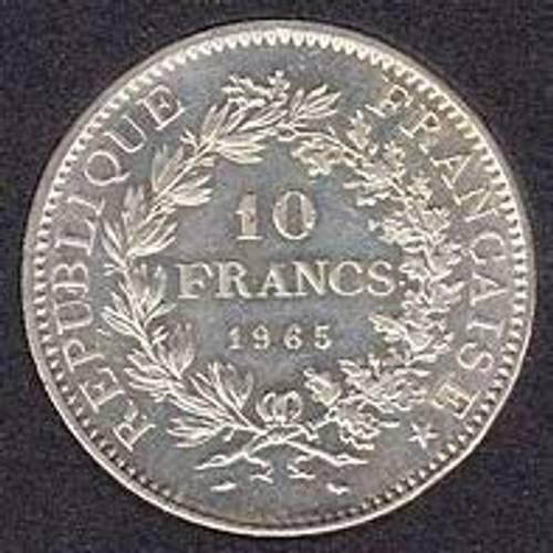 Pièces de monnaie françaises en argent