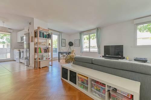 Vends appartement 3pièces secteur Parc des Bruyères - 86m² - Bois-Colombes (92)