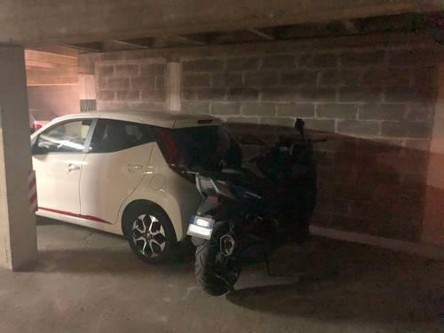 Loue place de parking Marcel Sembat - Boulogne-Billancourt (92)