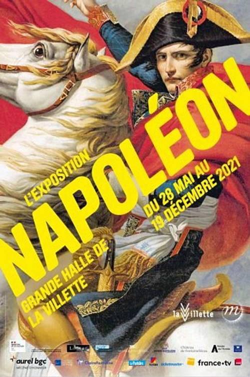 2places - Exposition Napoléon La Villette - Dimanche 8août 2021
