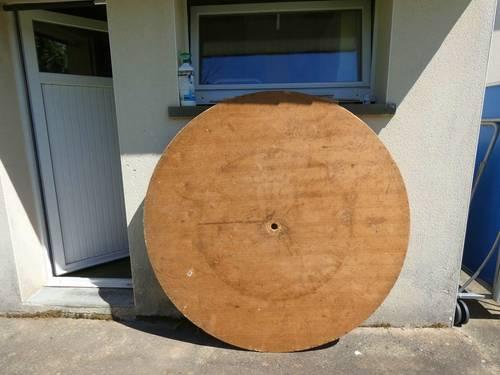 Plateau en bois 150cm