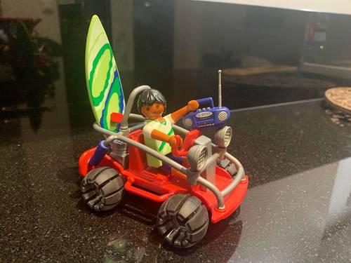 Playmobil 4863- Buggy
