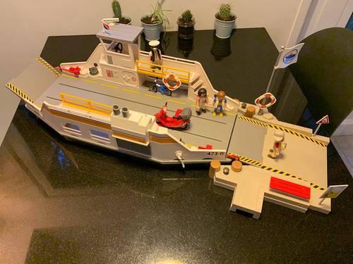 Playmobil 5127- Bac avec ponton
