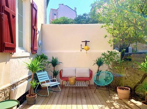 Vends Plein Centre Duplex avec terrasse de 40m² à 350metres de la Plage - Biarritz (64)