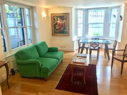 Loue appartement 80m² Londres Hyde Park - 3couchages + bébé