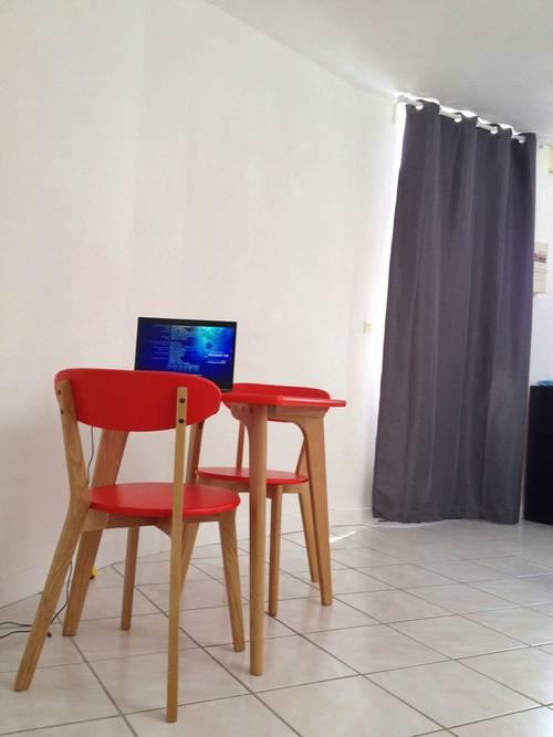Loue en plein coeur de Brest (29) un studio de 26m²