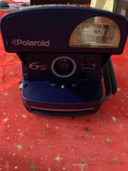 Polaroid 600autofocus