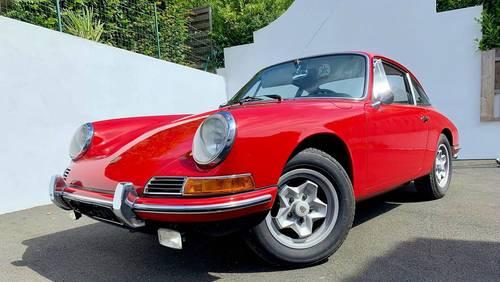 Vends Porsche 912- SWB - 1965