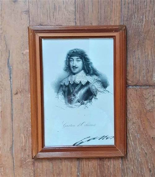 Portrait de Gaston d'Orléans (1608-1660)