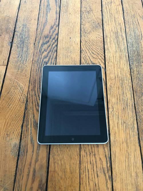 Ipad première génération 32GB - comme neuf