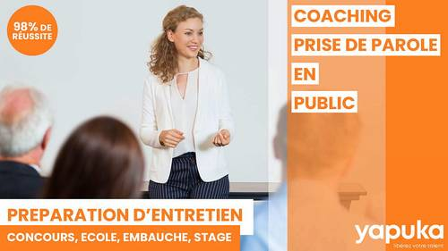 Propose coaching: entretien concours école / embauche / stage